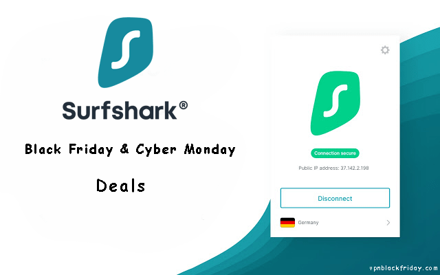 surfshark vpn black friday