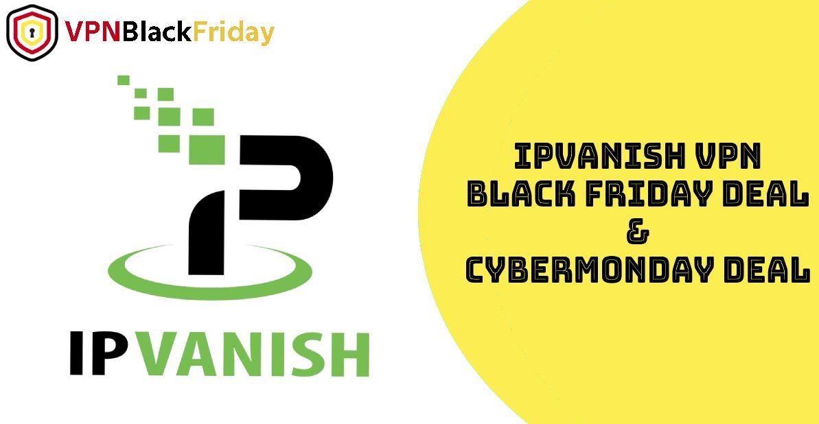IPVanish Black Friday
