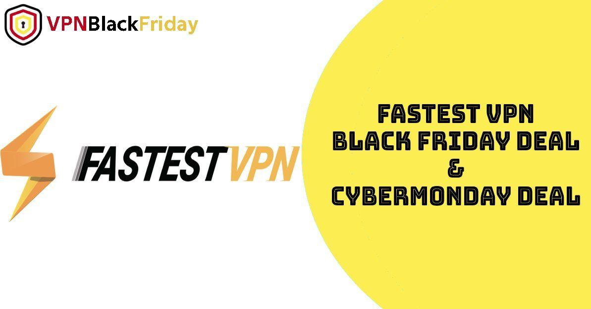 FastestVPN BlackFriday
