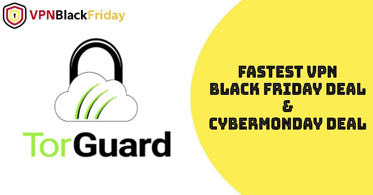 TorGuard Black Friday